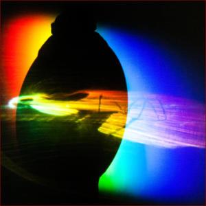 Diffraction d'un rayon solaire    Patrick Quetel