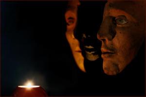 Les deux visages                      Patrick Quétel