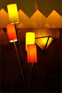 Le Bouquet de lumière                Alain Desbrosses