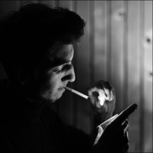 Fume cette cigarette                Philippe Wauthier