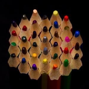 Crayons                                               Philippe Druesne